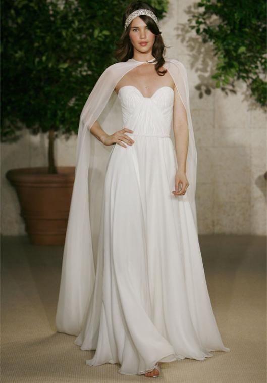 Pagan Wedding Bridesmaid Dress
