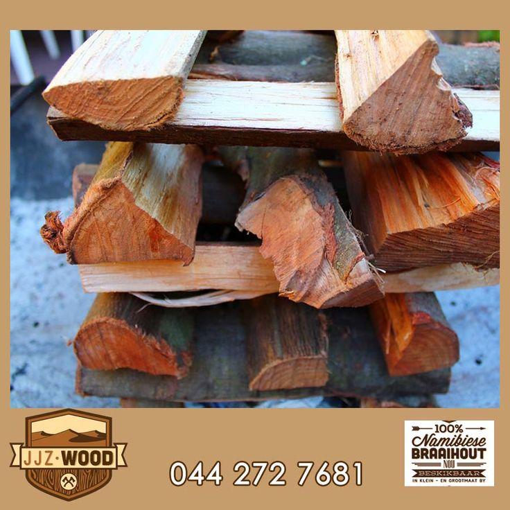 Pop by this weekend for braai wood, we stock JJZ's Namibian range that burns better for longer. #braai #generaldealer Kom kry jou naweek se braaihoud hier by Wes-Handelshuis!