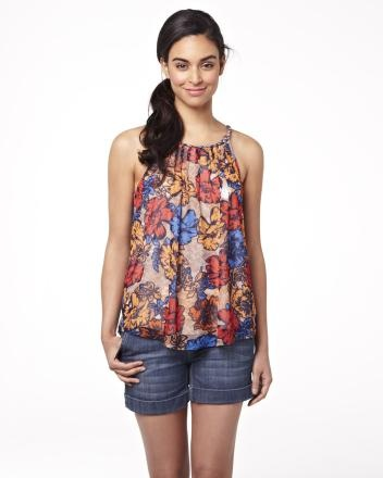 Braided A line top Summer 2013 Collection