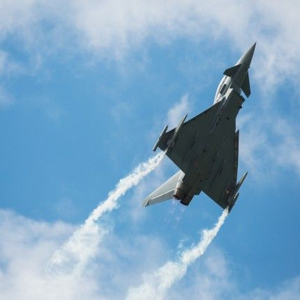 Airpower 2013 - Eurofighter Typhoon