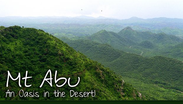 Travel Guide to India: MOUNT ABU, RAJASTHAN