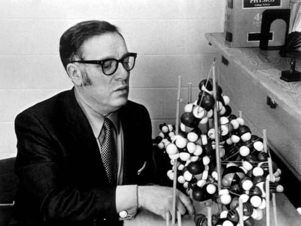 I, Robprof: FBI feared much-loved science fiction author Isaac Asimov was Soviet agent - Americas - World - The Independent