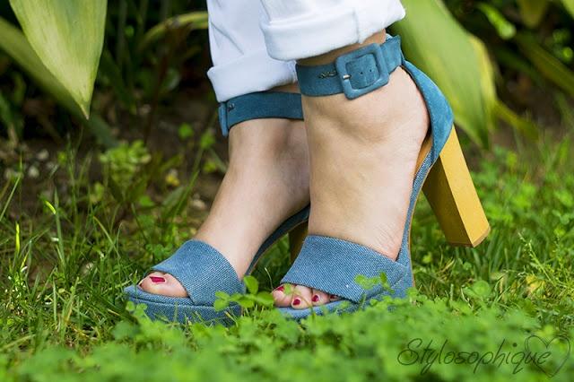 #makiuehara #shoes #shoeporn #sandals #fashionblogger