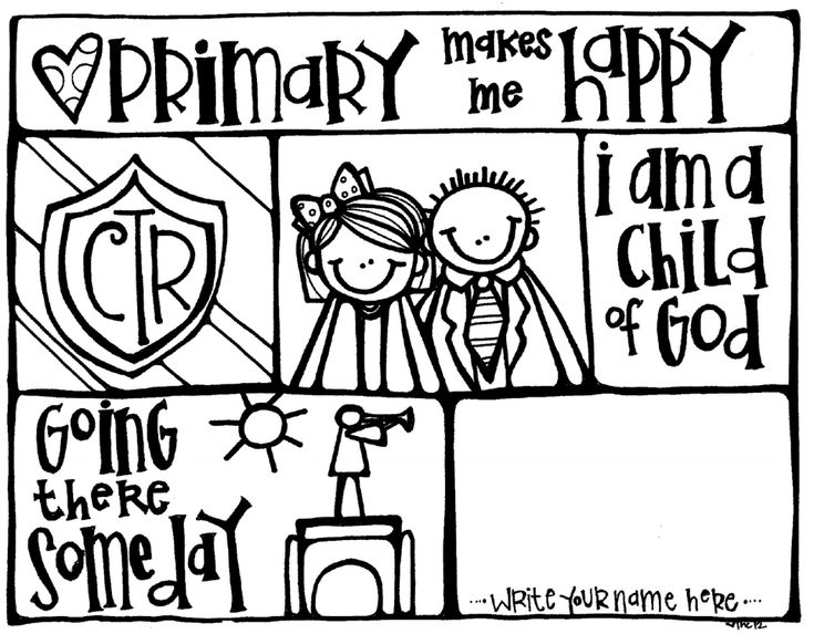 26+ Lds coloring pages for nursery inspirations