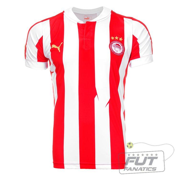 Promoção camisa do Olympiakos!