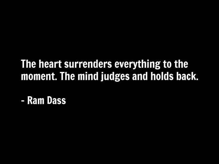 ram dass quote spirituality