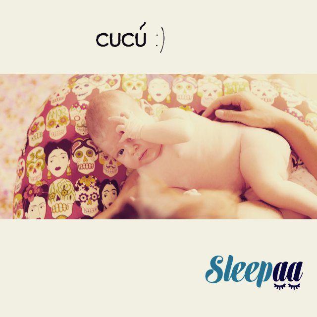 Cuando un bebé trata de esconderse... #semecaelababa #babylove #cojinesdelactancia #sleepaa @masunoimagen