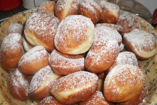 Retete Culinare - Gogosi pufoase