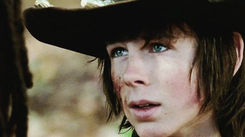 REQUESTS: OPEN A book filled with Carl Grimes and Chandler Riggs imagines, I hope you enjoy :)