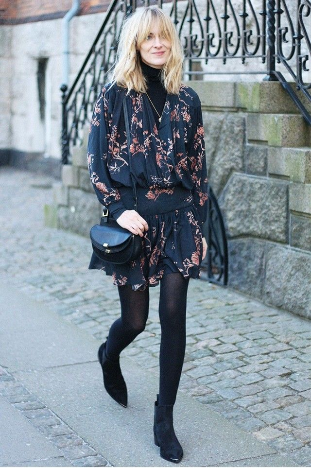 10 Style Blogger\u0026#39;s Solutions to Cold-Weather Dressing | Cold ...
