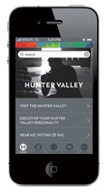 Our brand new Hunter Valley iPhone app! Find out your wine personality, create your own itinerary, save your favourites & view the 2012 Visitors Guide.