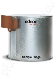 Edson 400Lt Ceiling Constant Pressure WET BACK Hot Water Heater - Electric