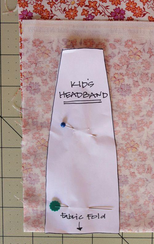 DIY Headband   Craft Snob