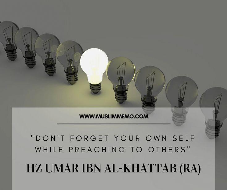 Wisdom of alFarooq 10 Quotes by Umar ibn alKhattab Muslim Memo