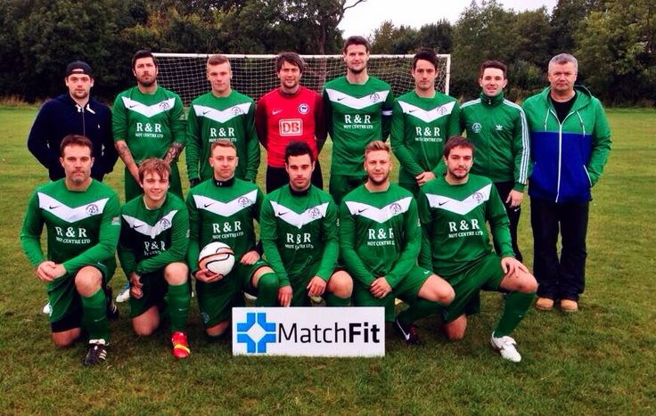 Featured on our Favourite Work Board previously, this Senior Side in Leicestershire were delighted with their Nike Victory KIt that used a classic single colour sponsor logo to create a great looking kit.  For more information on the Nike Victory Jersey, please follow the link below:  http://www.mdhteamwear.co.uk/home/shirts/nike-shirts/victory-game-jersey