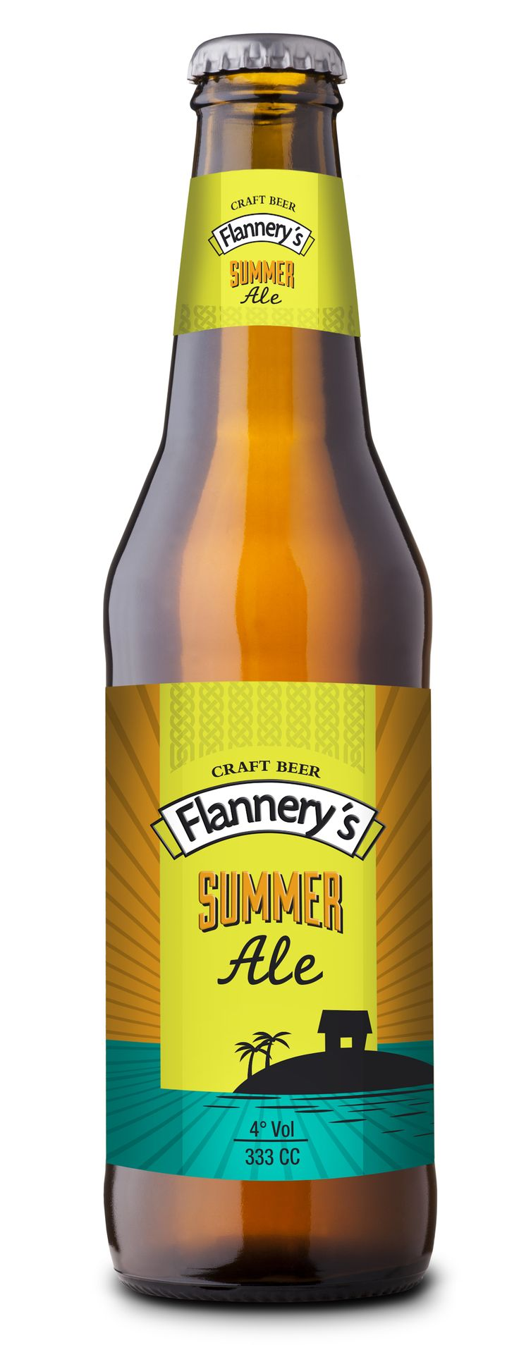 Flannery's Summer Ale #craft #beer #craftbeer #cerveza #artesanal #Flannerys #Summer Ale