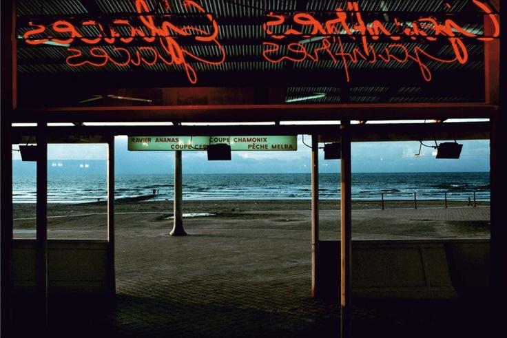 Ostende, Belgique, 1988 - Harry Gruyaert
