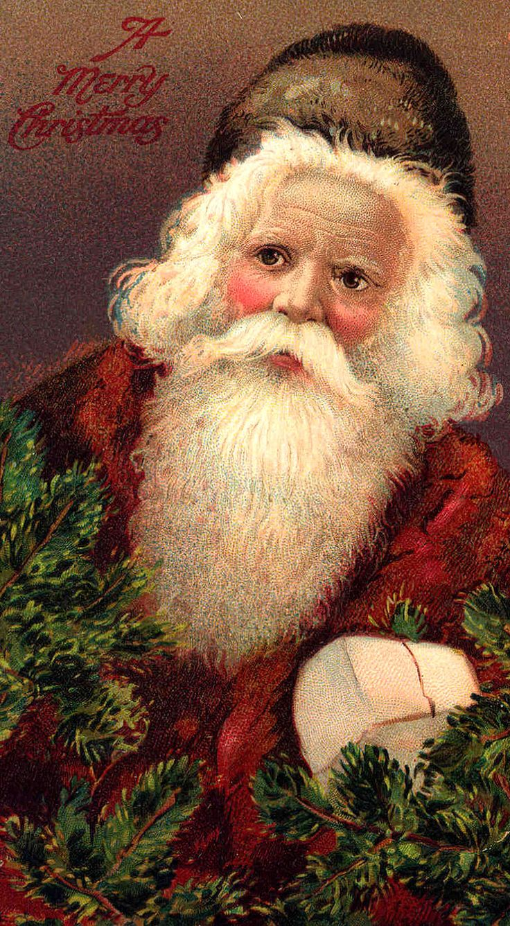 .Another really pretty Santa Clause.