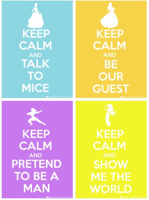keep calm aaaannnndd...