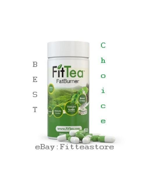 Fit Tea Fat Burner, Original | The Best Way To Lose Weight, Sealed | Best Choice...
