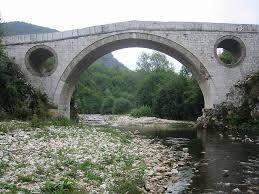 Ziegenbrücke im Bosnien und Herzegowina Reiseführer http://www.abenteurer.net/1180-bosnien-und-herzegowina-reisefuehrer/
