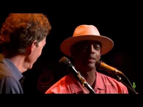 eTown Exclusive: Eric Bibb On-Stage Interview (UNCUT) - YouTube