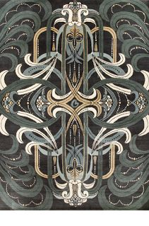 Art Deco Rug Love