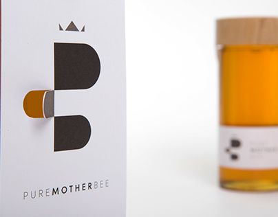 "Check out new work on my @Behance portfolio: ""Pure Mother Bee Honey"" http://be.net/gallery/31753137/Pure-Mother-Bee-Honey"