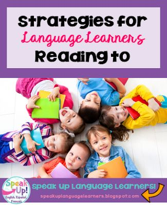 Strategies for Reading to Language Learners
