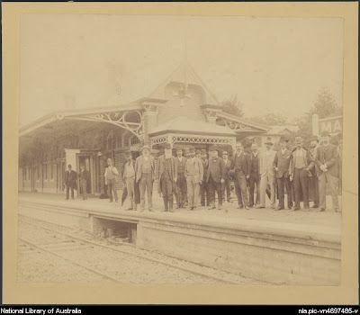 Dulwich Hill station