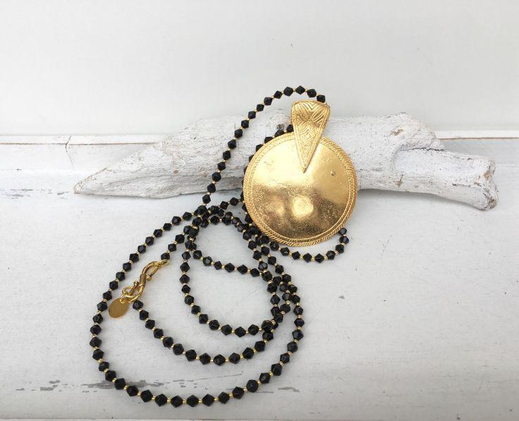 Ketten lang - lange Kette -  Amulett - Ethno - - ein Designerstück von moanda bei DaWanda