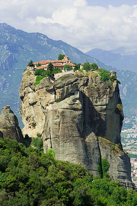 Meteora (kloosters) - Thessalonica