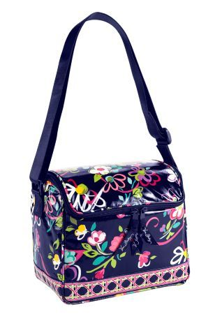Like this insulated cooler bag... Any print really.... Could throw my adult beverages in for pool days! :)