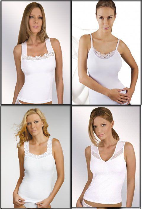 Bawełniane i wiskozowe bluzki oferowane do 4XL więcej info na stronie http://www.sklep.salonmodyxxl.pl/33-podkoszulki-damskie-duze-rozmiary