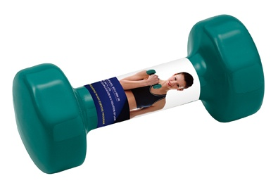Body Sculpture neoprén súlyzó (2,5kg) | LifeStyle Shop