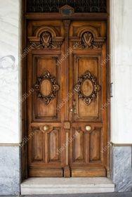Входные деревянные двери   входные двери из массива дерева   изготовление входных дверей на заказ - Винчелли