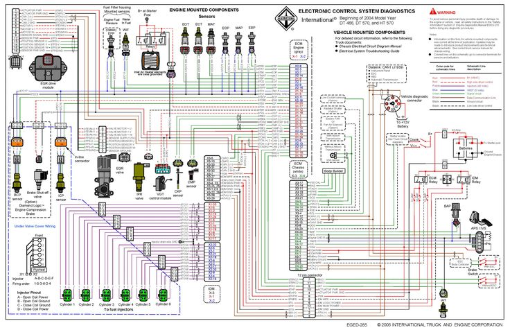73 Powerstroke Wiring Diagram Google Search Obs Ford Diesel Rhpinterest: Ford 444e Starter Wiring Diagram At Gmaili.net