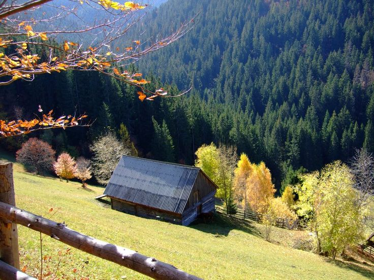 The beauty of Romania