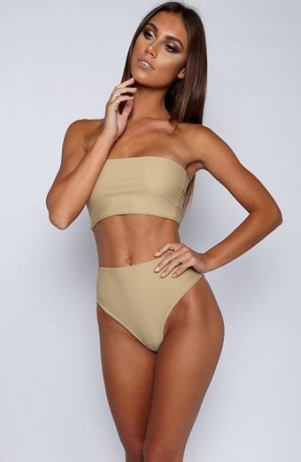 Alina Swimwear Set - Beige