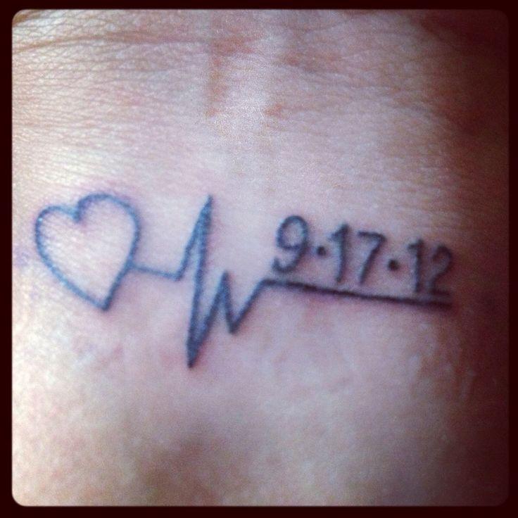 Best 25+ Memorial Tattoos Grandma Ideas On Pinterest