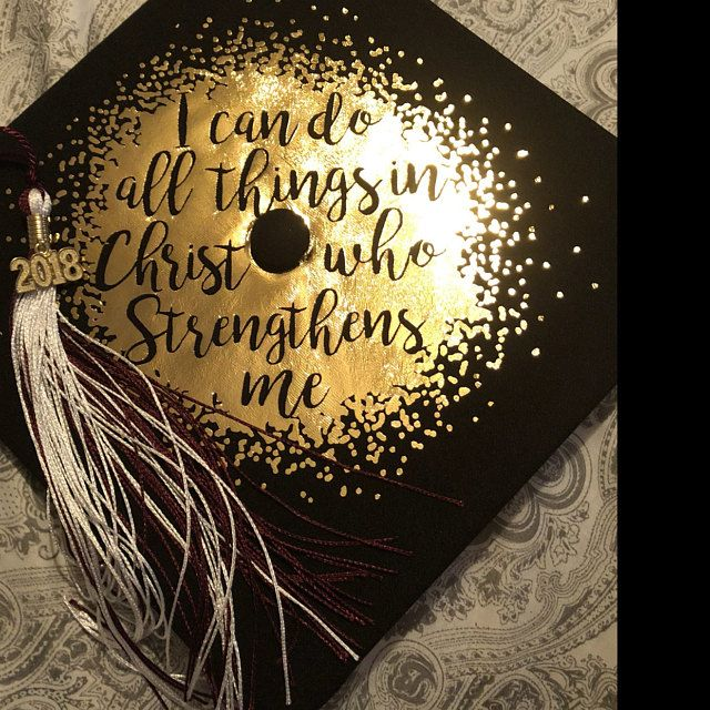 I Can Do All Things In Christ Who Strengthens Me Custom Iron On