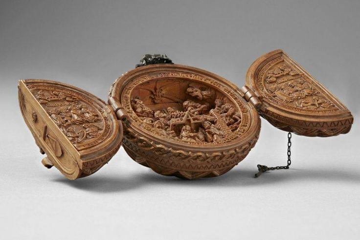 Ces sculptures de buis du 16e siècle sont si miniatures que les chercheurs ont utilisé des rayons X pour résoudre leur mystère
