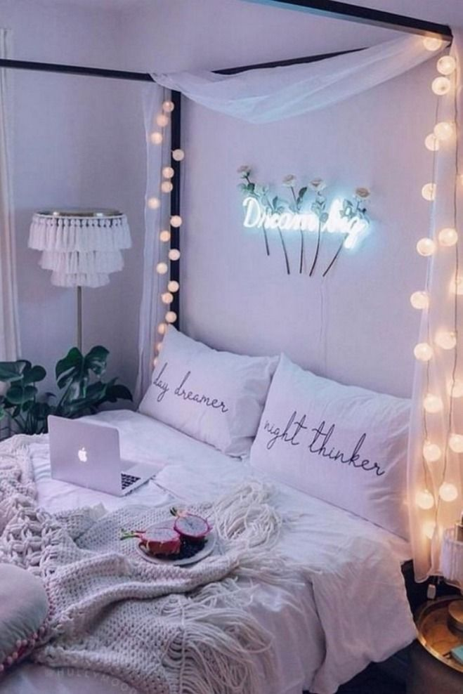 30 Charming Stylish Ideas For A Teenage Girl S Dream Bedroom 8 In