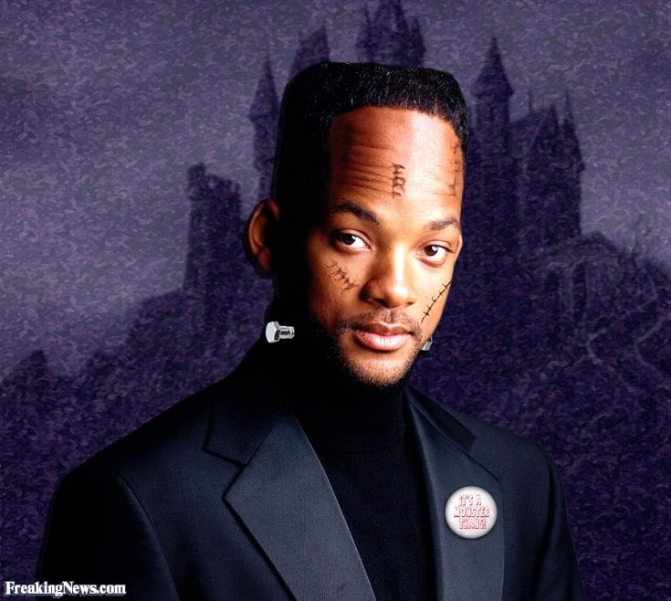 Will Smith as Frankenstein