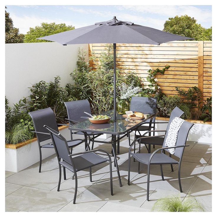 buy valencia 8 piece metal garden dining set from our metal garden furniture range at tesco direct we stock a great range of products at everyday prices - Garden Furniture The Range