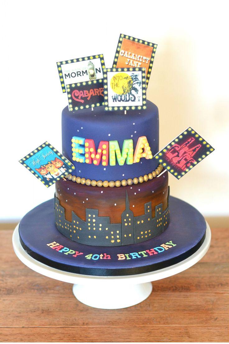 Youtube Cake Decorating With Fondant Musical Theme