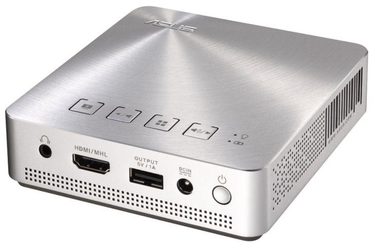 S1: projetor portátil da Asus também é bateria externa