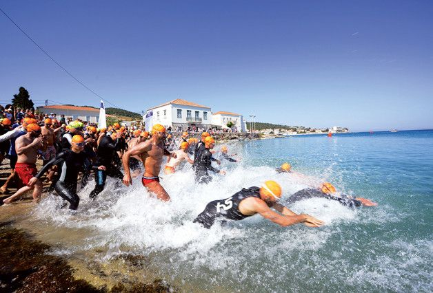 Spetses Athletic Events