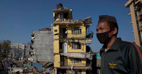 Le séisme au Népal a fait plus de 7 000 victimes