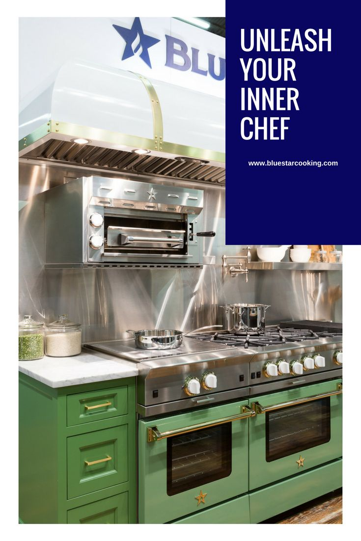 Kitchen appliances different colors - Bluestar Range In 1 Of Over 750 Different Color And Finish Options Click To Find Kitchen Applianceskitchen